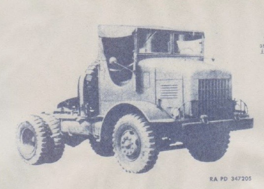 A truck that someone learning how to become a freight broker with no experience might use to carry freight that they brokered  https://upload.wikimedia.org/wikipedia/commons/4/4d/US_M426_semi_tractor_truck.jpg